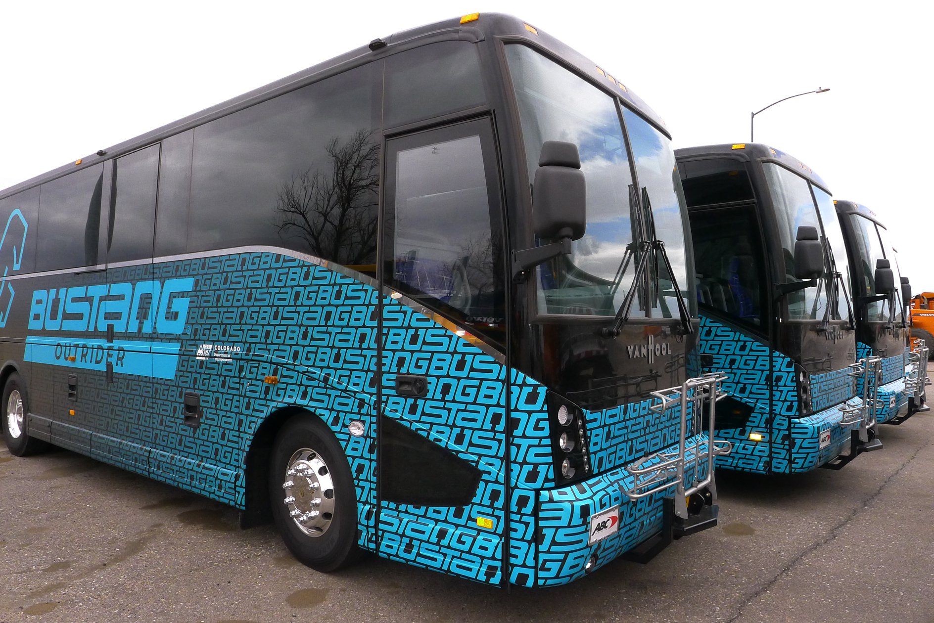 CDOT's Bustang Outrider service connects small towns in Colorado to larger cities.