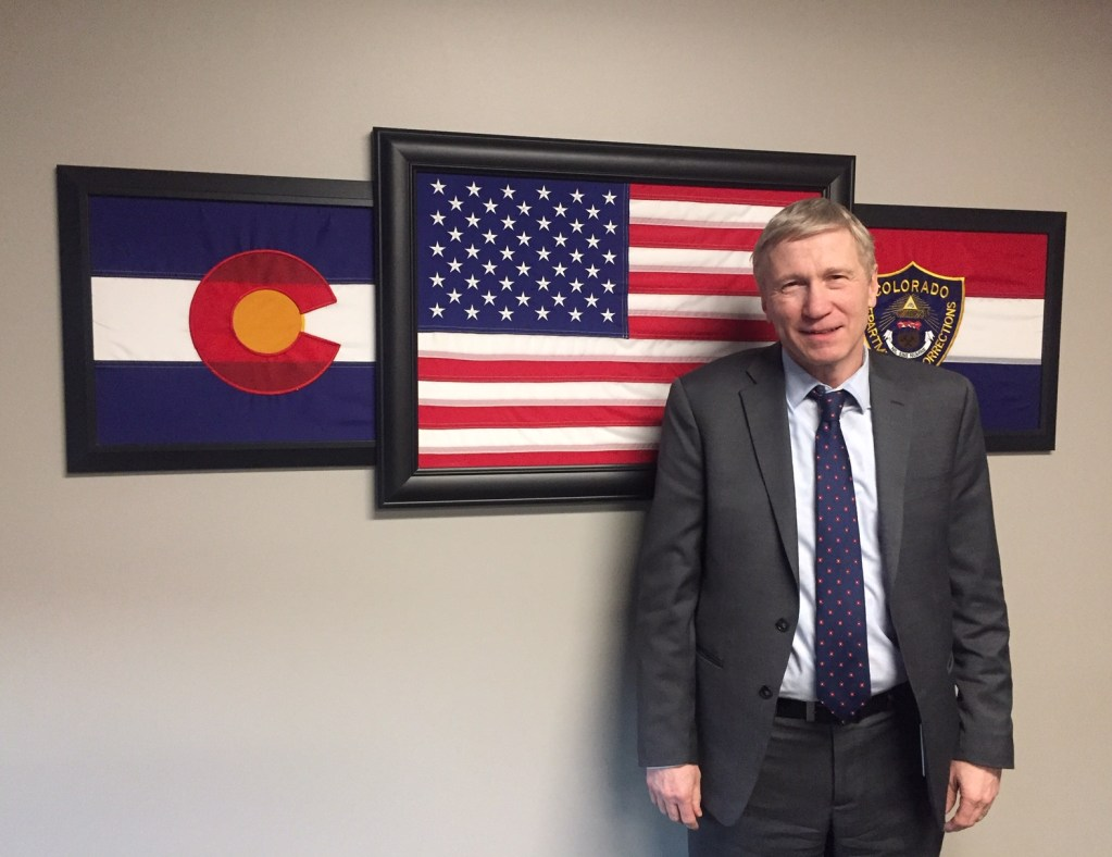 Dean Williams is the Executive Director Colorado's Department of Corrections