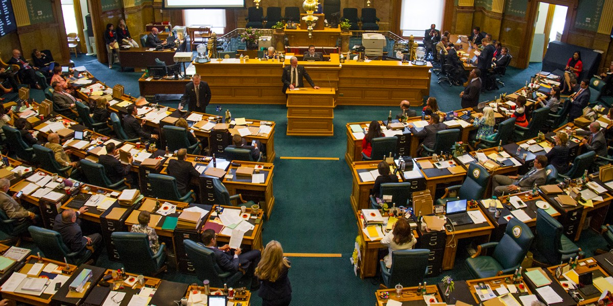 Colorado Lawmakers Have Come To An Uneasy Truce Over Reading Bills Out Loud