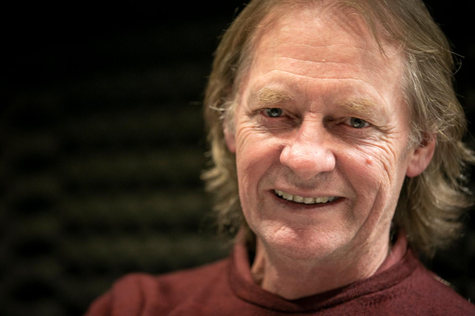 Guitarist David Russell