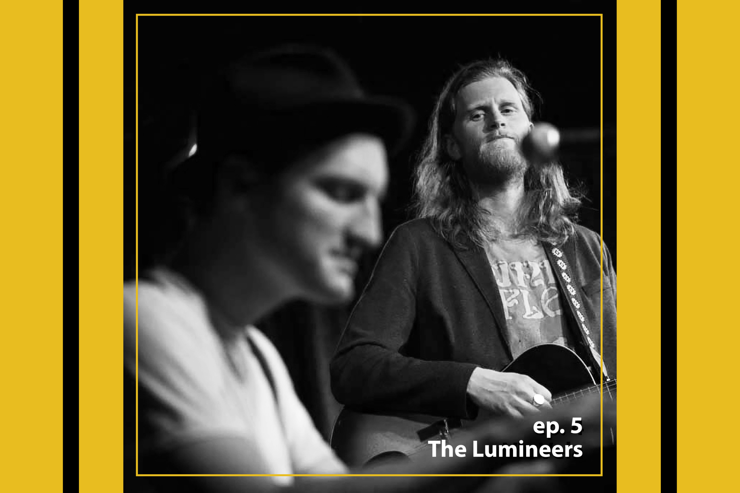 The Lumineers on Back From Broken episode 5