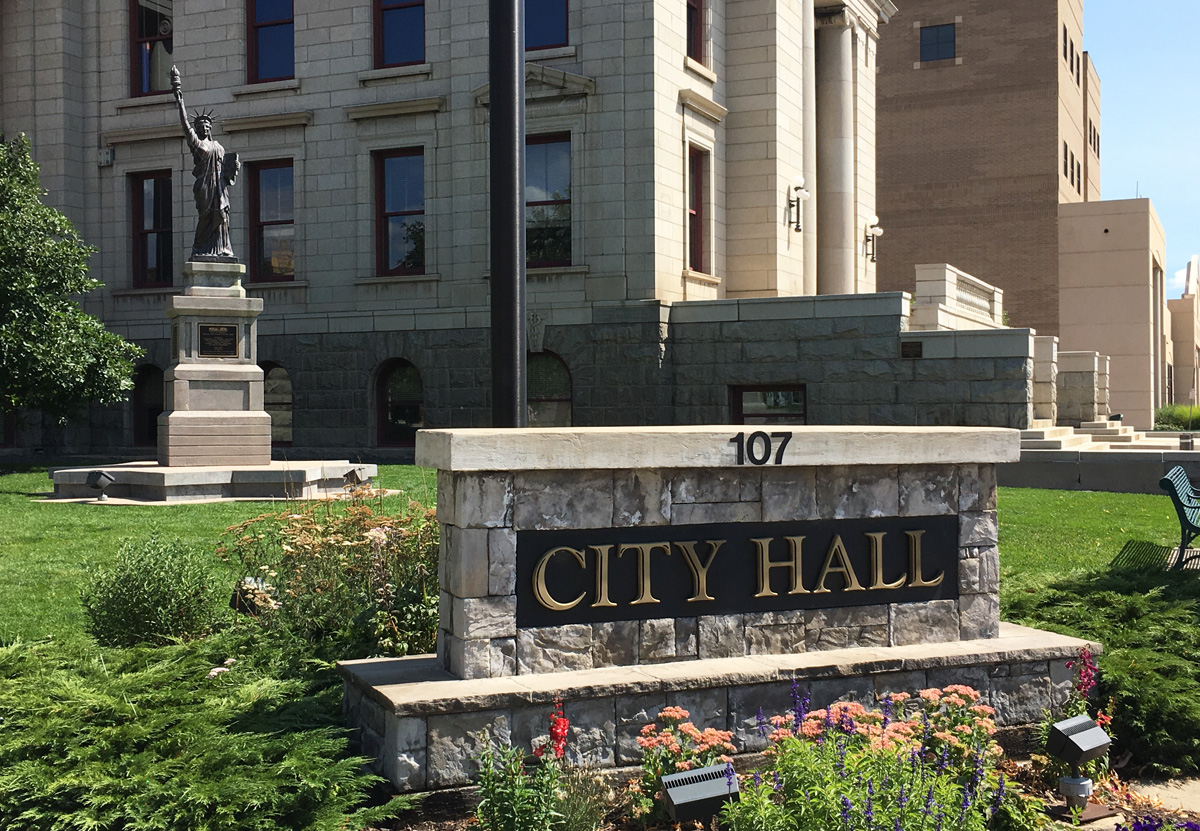 The statewide stay-at-home order lifts on April 26, but Colorado Springs Mayor John Suthers says a return to normalcy will come in phases for the city. (Colorado Springs City Hall File Photo)