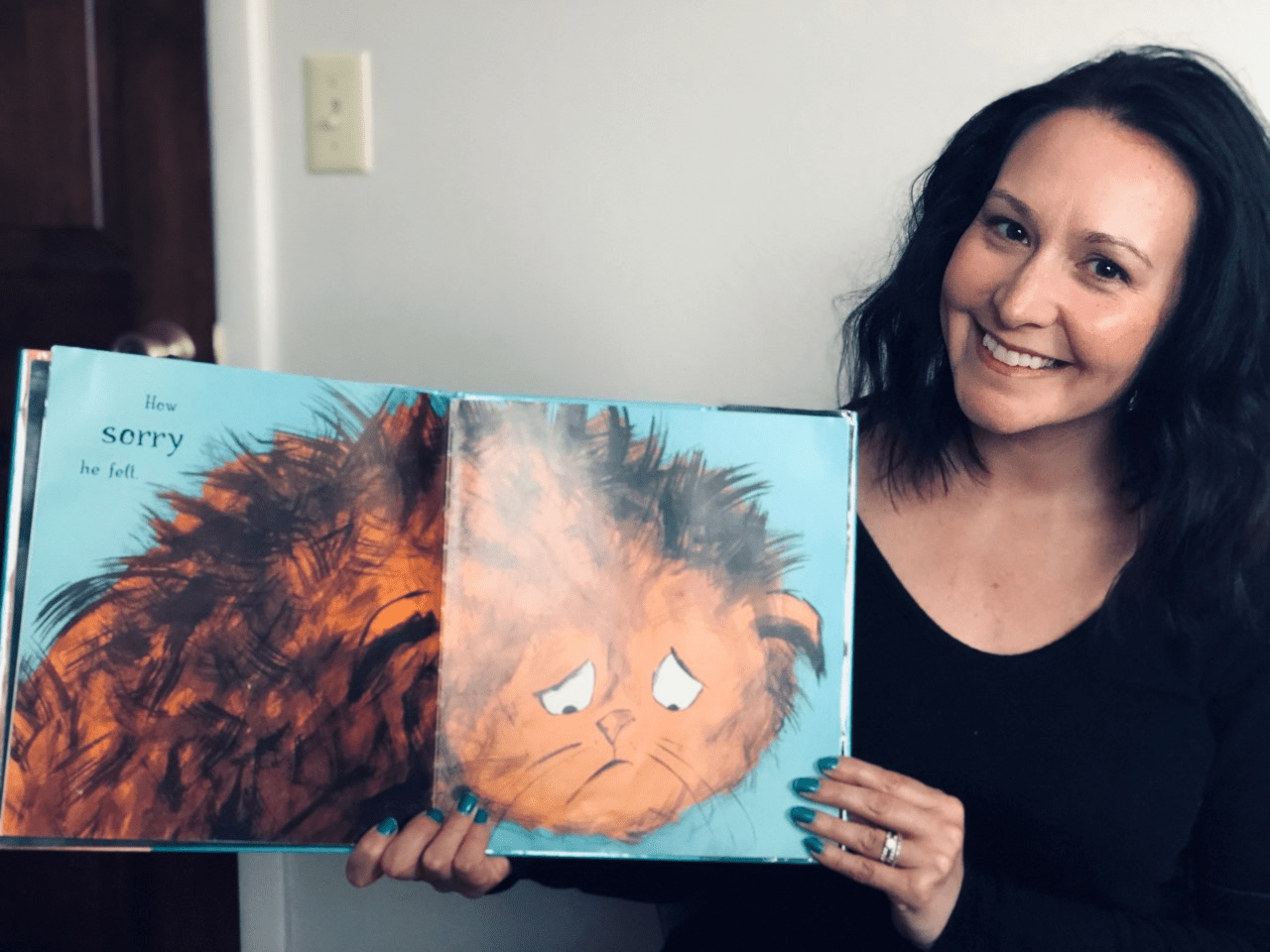 Melody Alvarez hosts virtual storytimes for the Pikes Peak Library District.