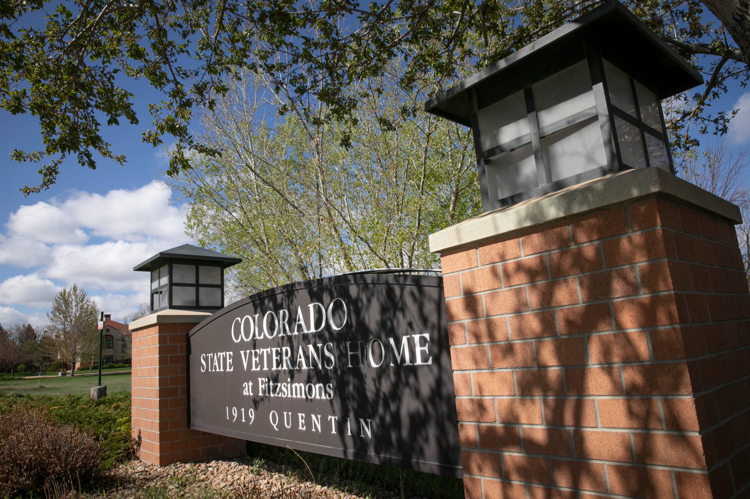 Colorado State Veterans Home at Fitzsimons in Aurora