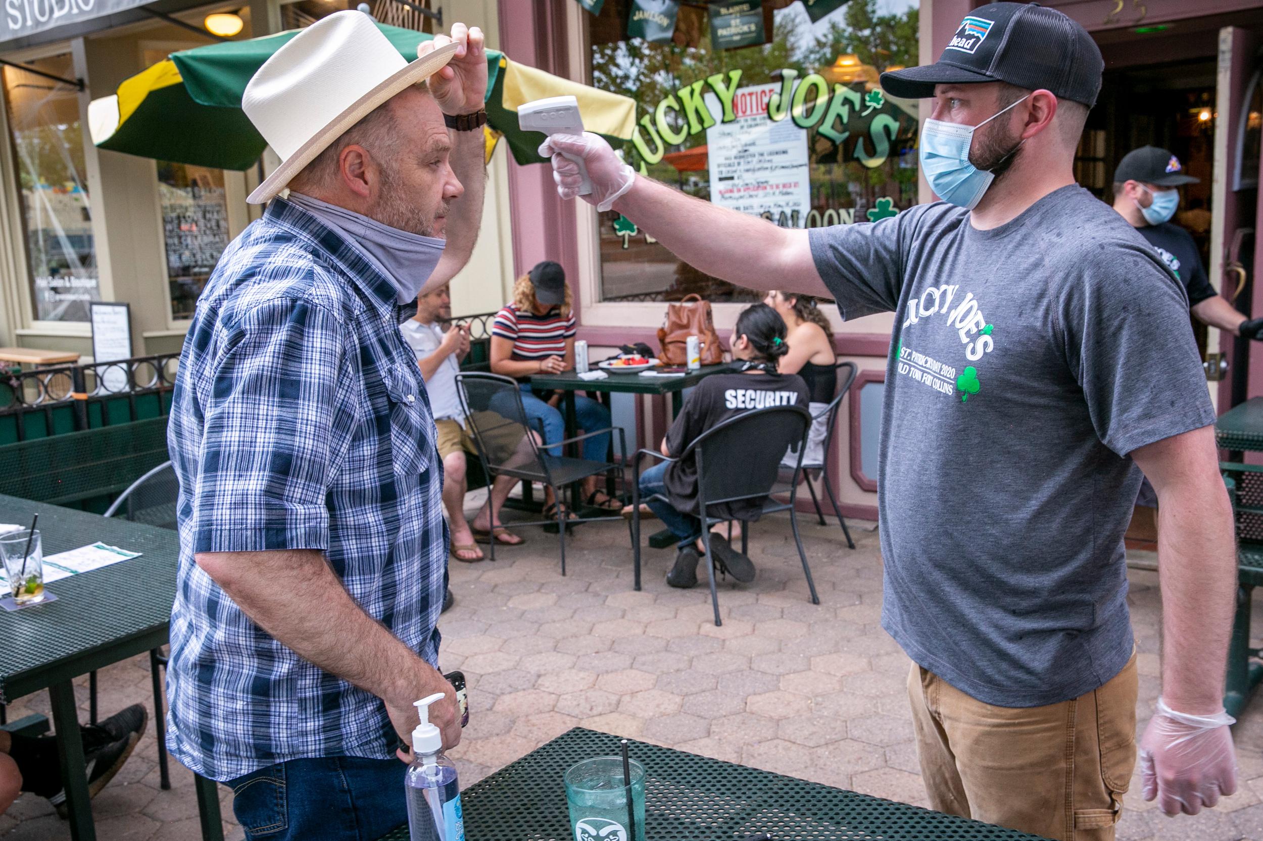 Restaurants Allowed to Reopen Fort Collins Screening
