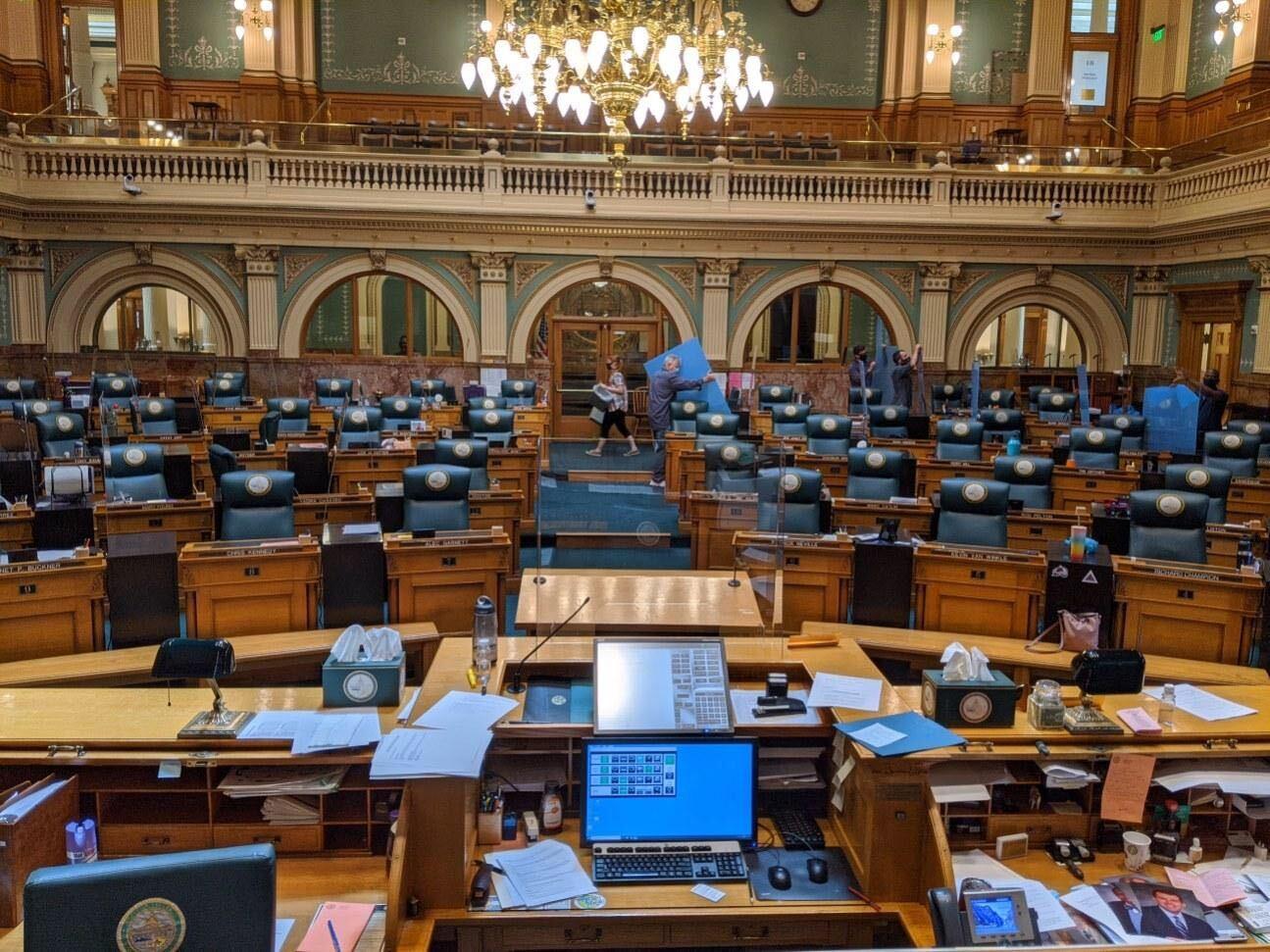 Colorado Lawmakers return to Capitol