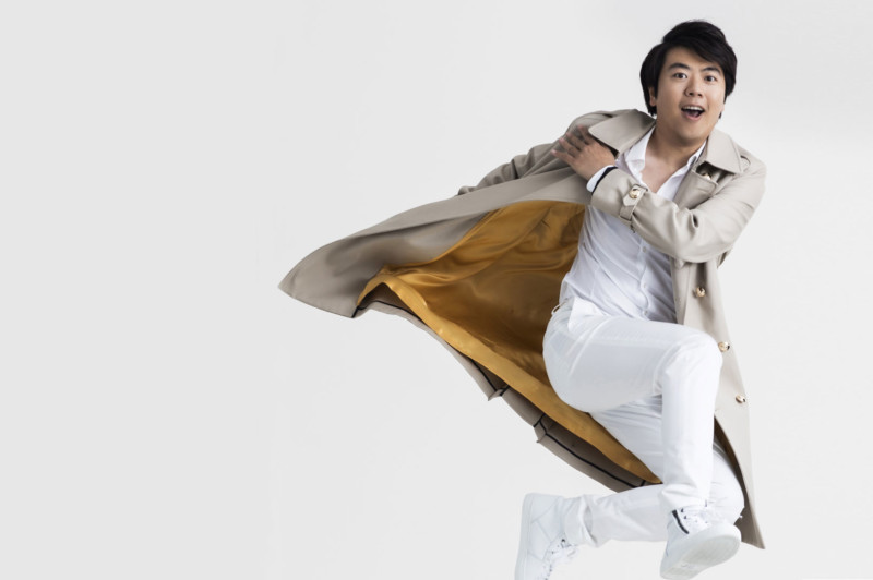 Pianist Lang Lang released his new EP on Deutsche Grammophon on June 5, 2020