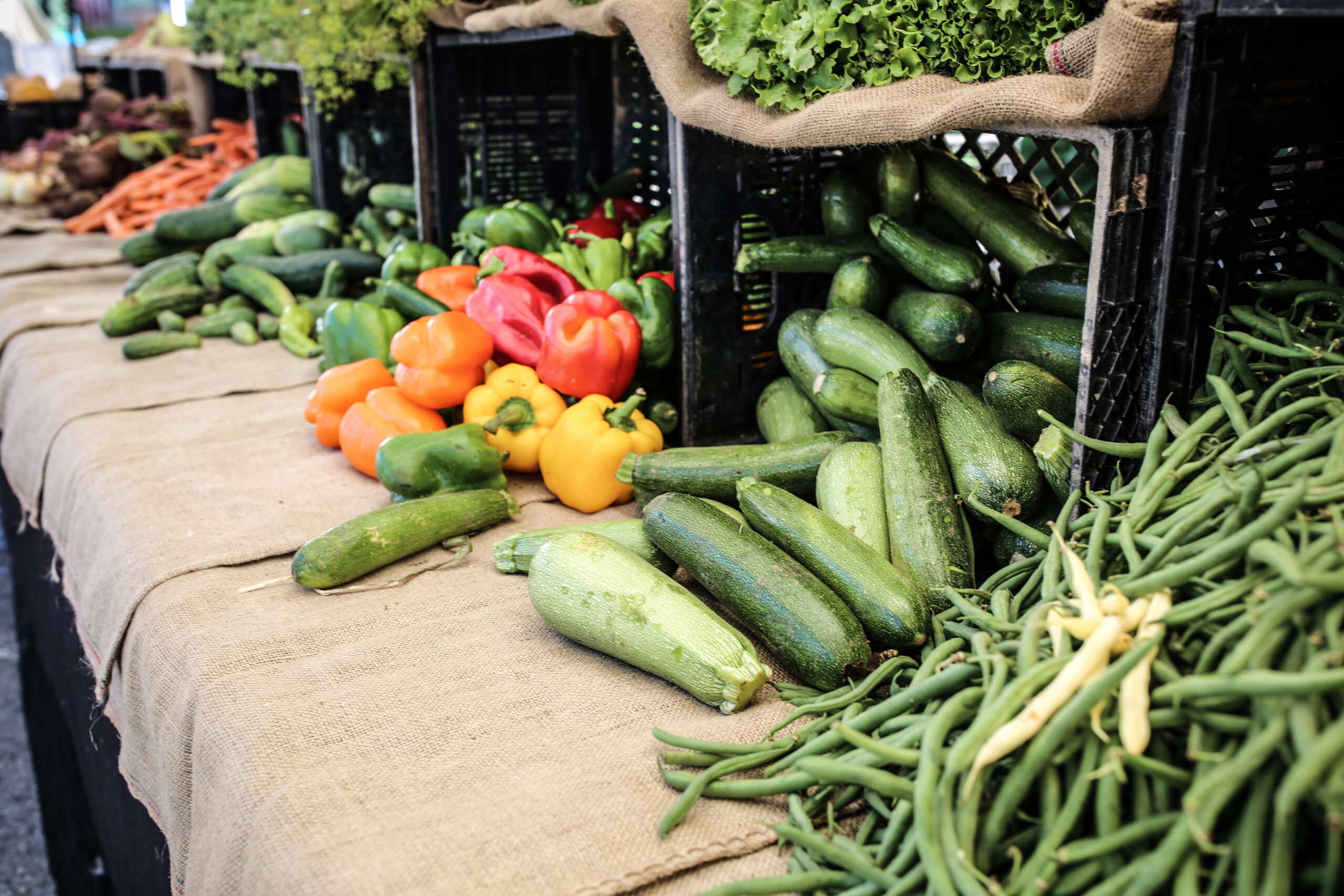 Colorado Proud is a program with the Colorado Department of Agriculture that promotes local farmers and products.