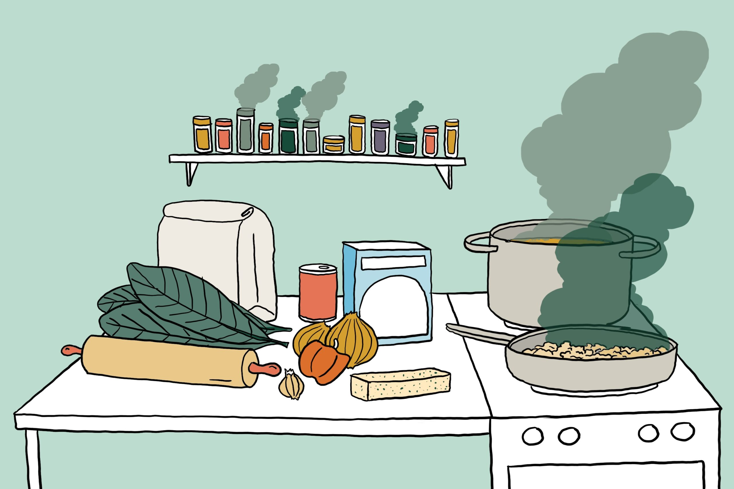 On Something: Cooking With Cannabis