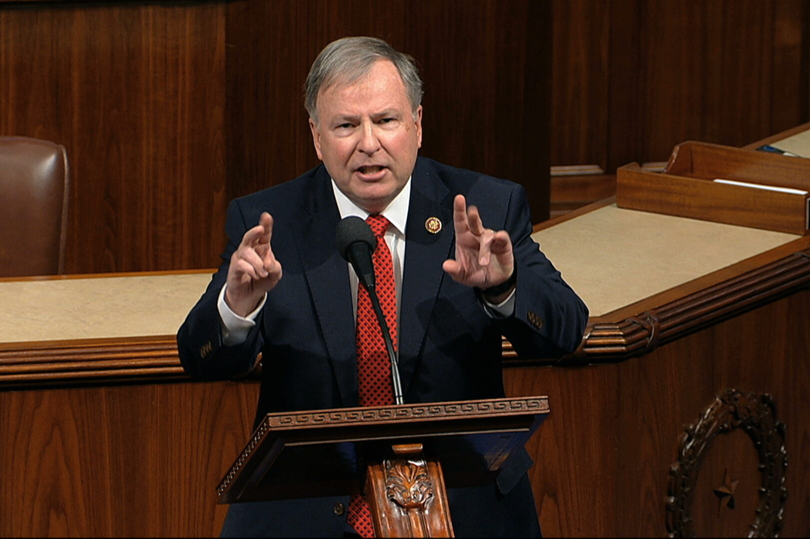 Trump Impeachment Lamborn
