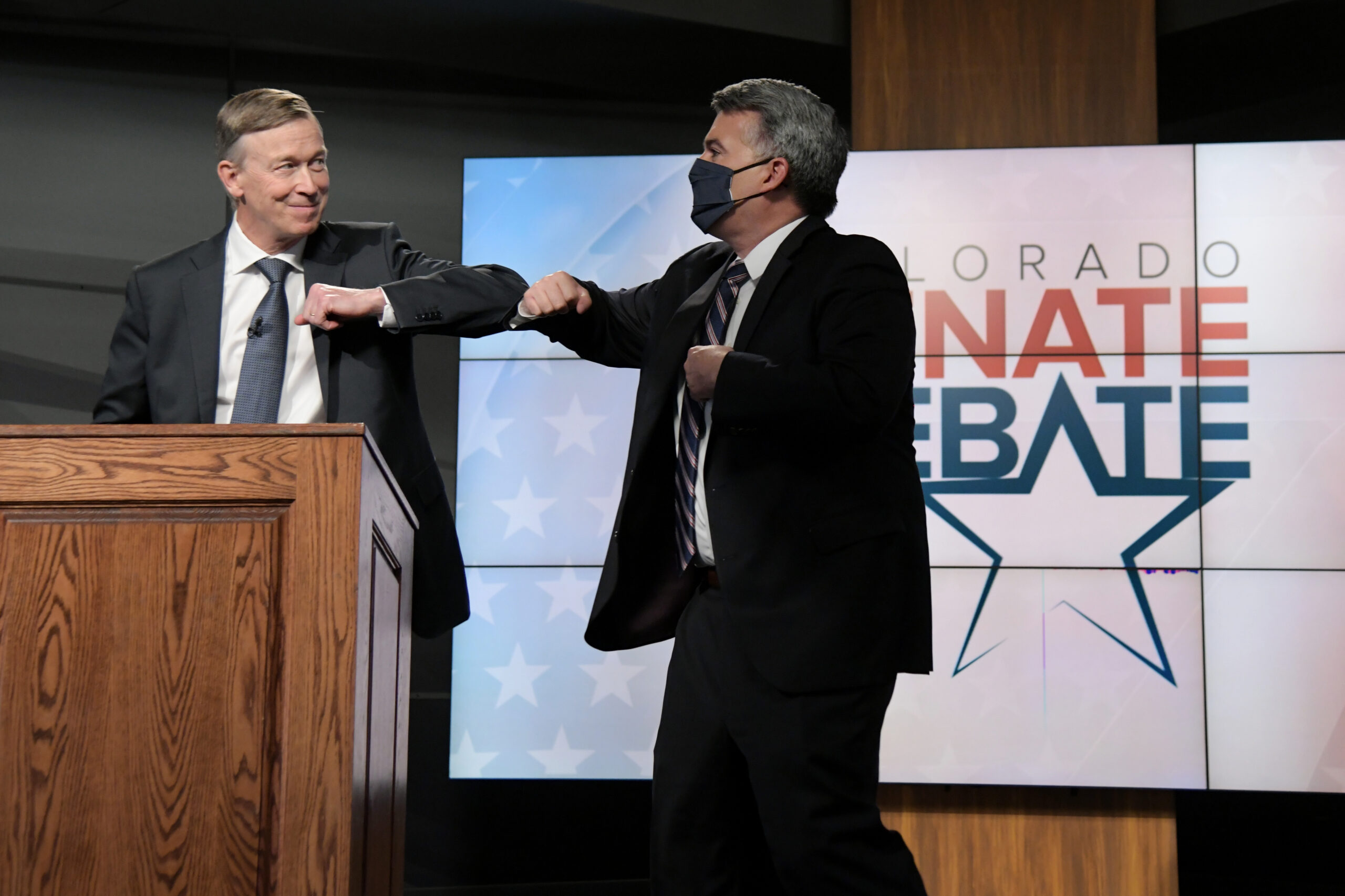 Colorado Senate debate