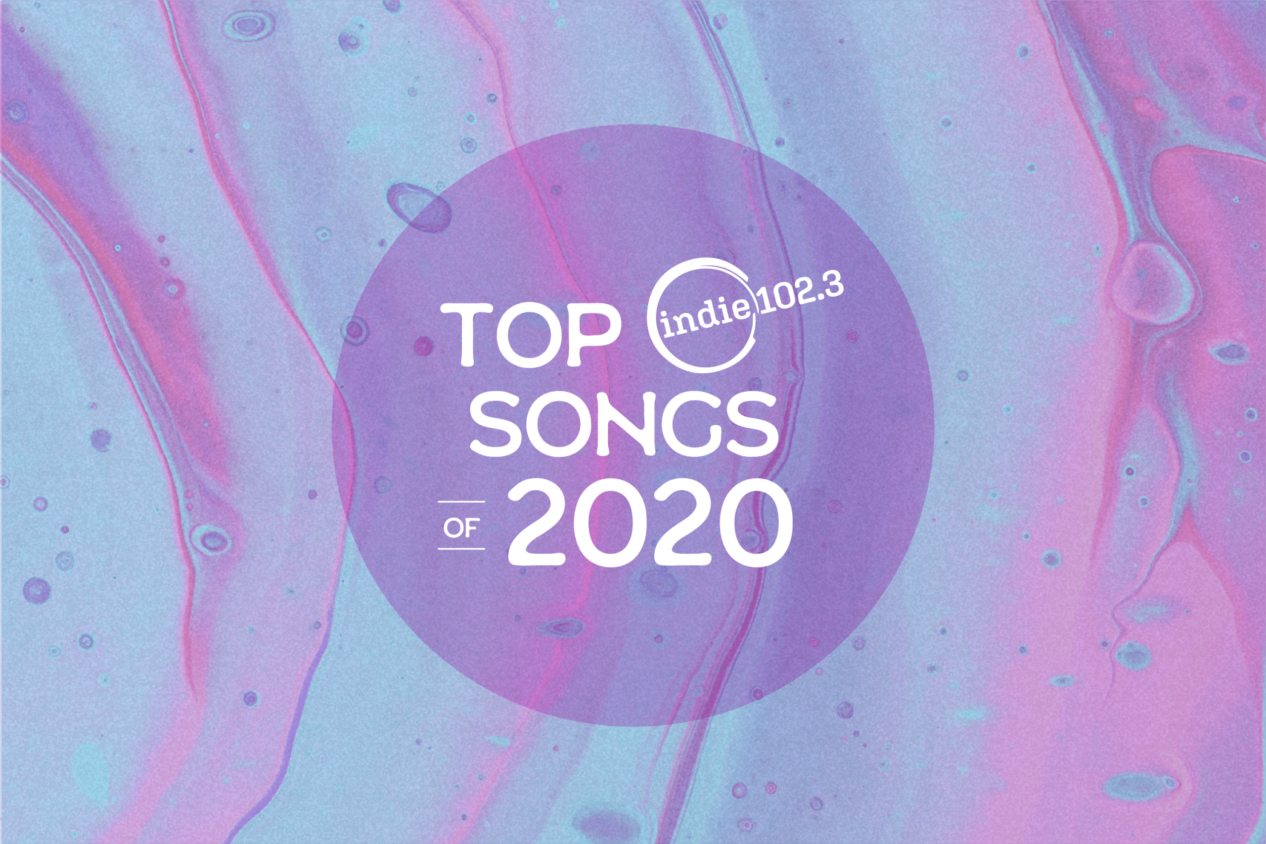 Top Songs of 2020