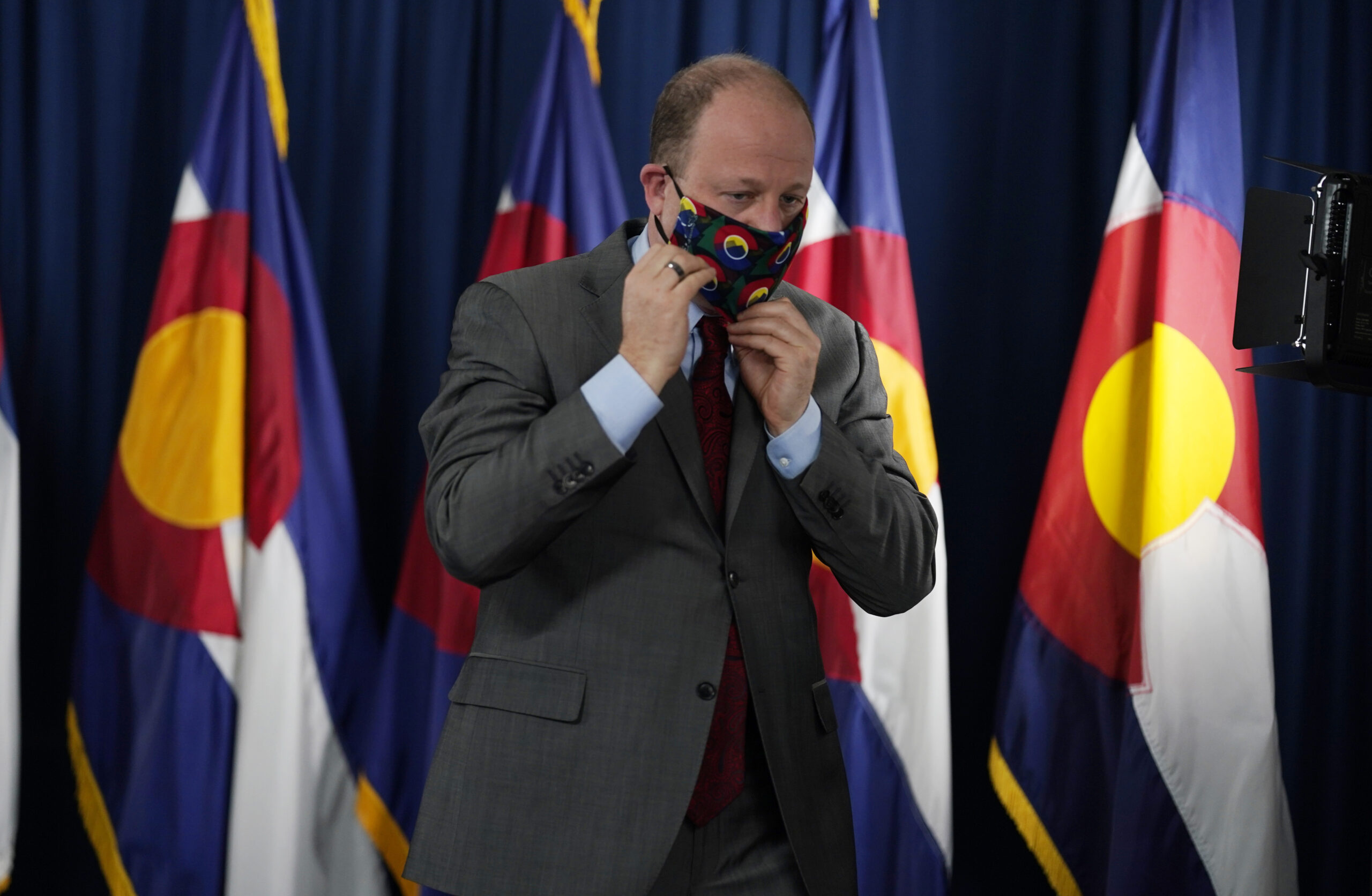 Governor Jared Polis