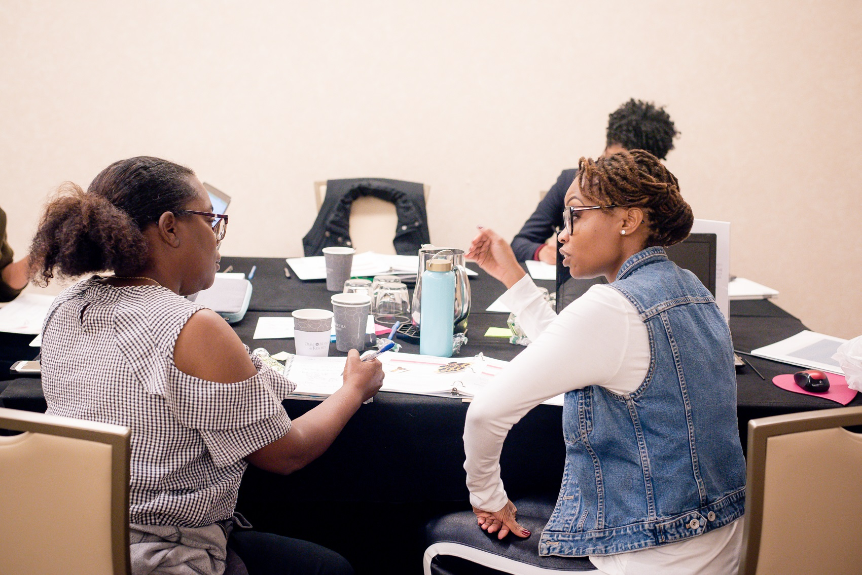 Black women are among the fastest-growing groups of entrepreneurs in the country.  Denver-based Sistahbiz Global Network provides coaching and financial help.