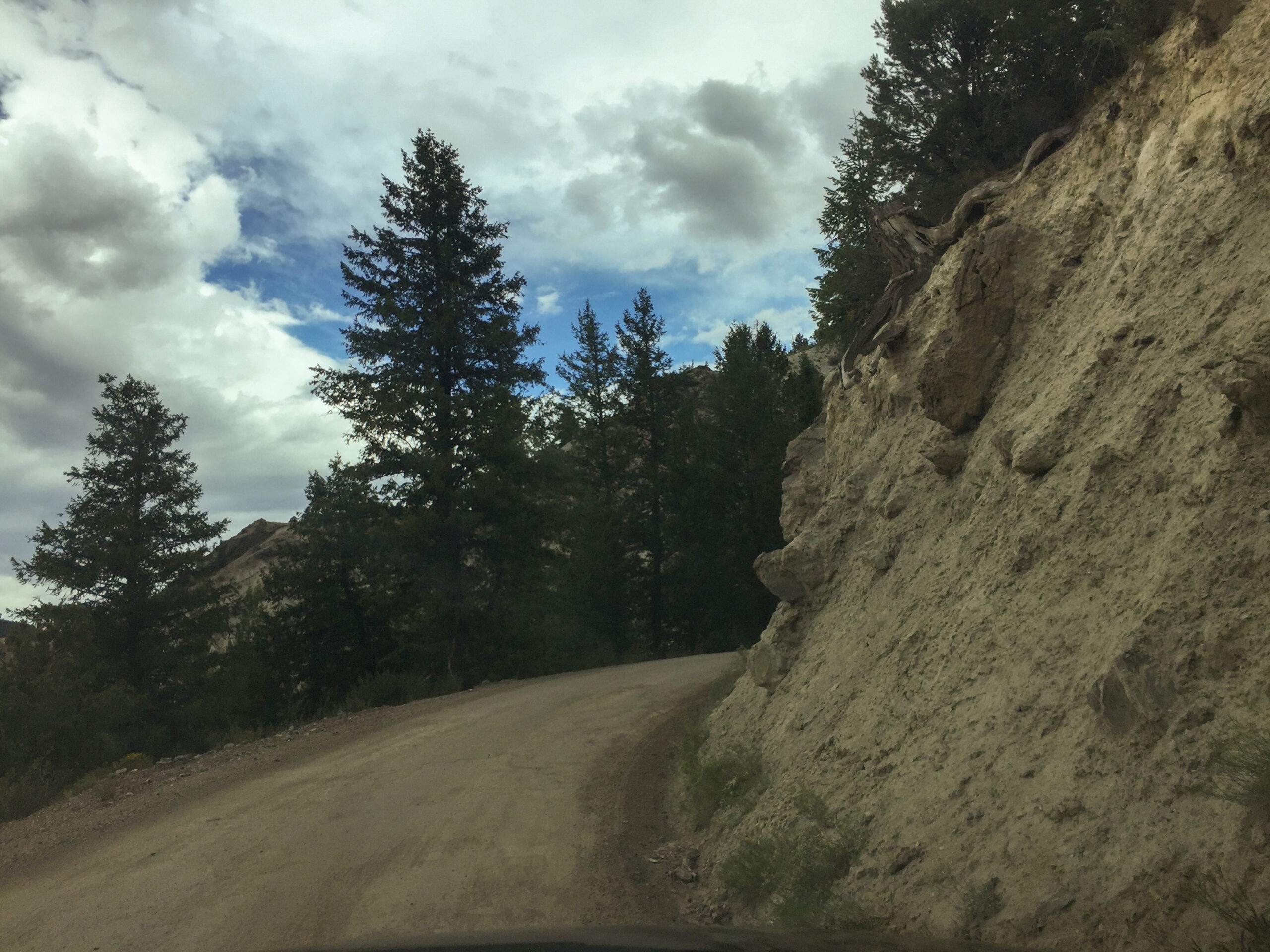 There are early indications that state officials are considering upgrades to a 26-mile stretch of Cottonwood Pass (seen here in August 2017) that drivers are using to get around I-70's closure.