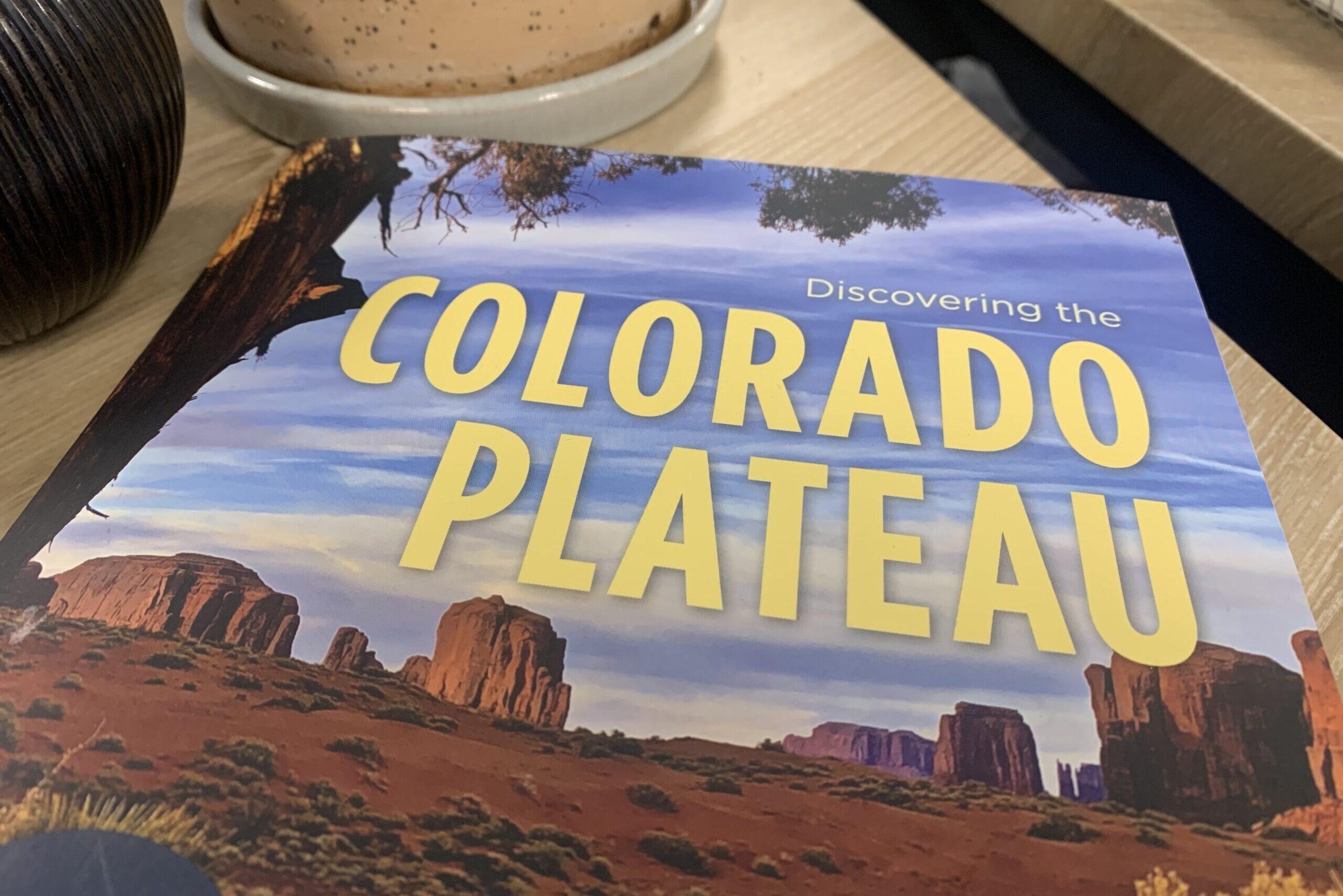 Colorado Plateau Book Bill Haggerty