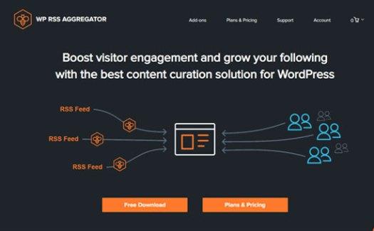 Comparaison des 9 meilleurs plugins de flux RSS WordPress (2020)