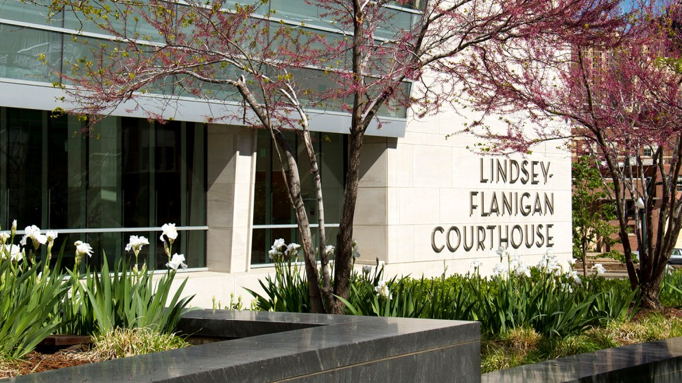 Denver's Lindsey Flanigan Courthouse.