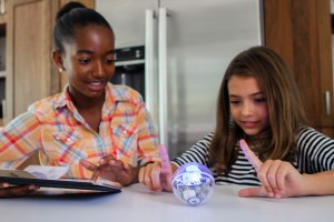 Sphero's programmable toys promote educational play.