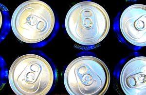 Soda cans. (frankieleon/Flickr)