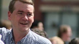 Sen. Michael Bennet. (Jeffrey Beall/Flickr)