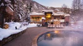 The Gant, a Destination Hotel, in Aspen. (Courtesy of Two Roads Hospitality)