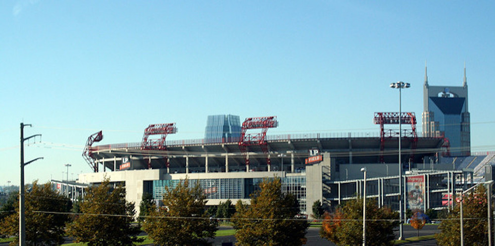 The Broncos will hit the road to play the Titans at Nissan Stadium this weekend. (Hector Alejandro/Flickr)