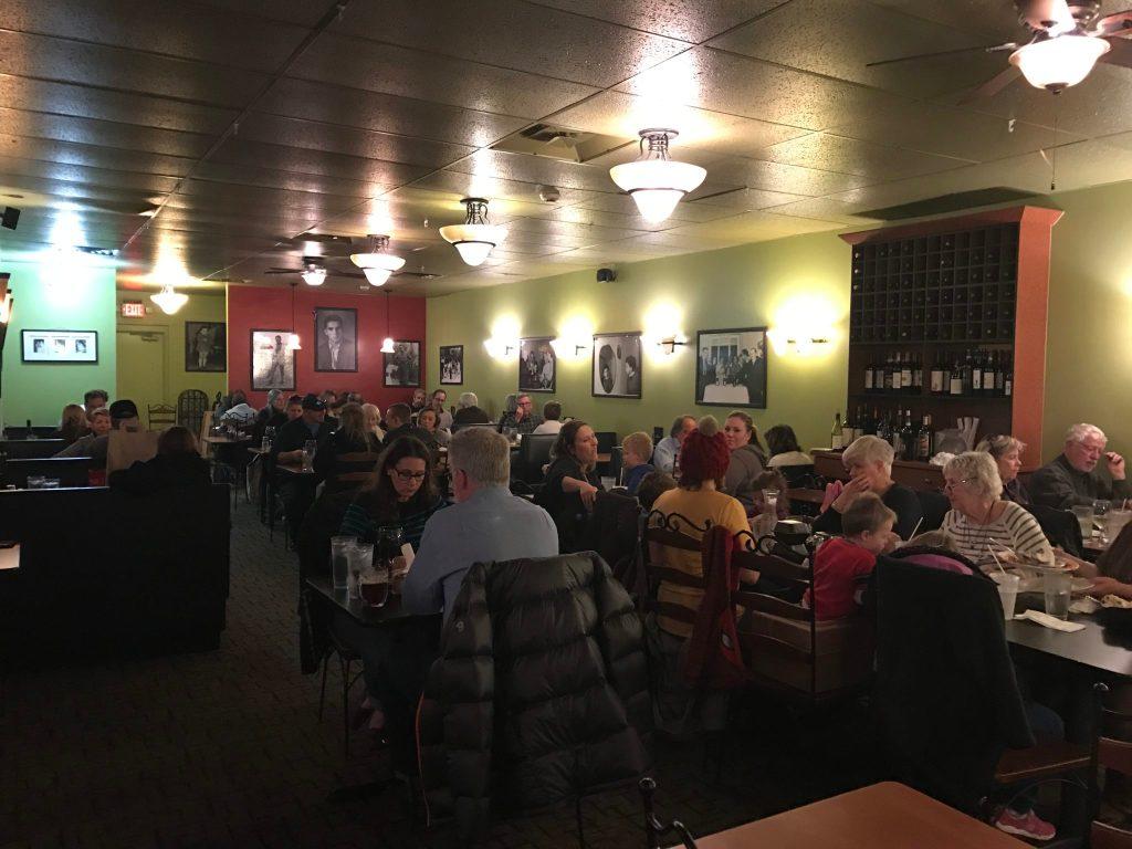 Café Jordano, 11068 W. Jewell Ave., Lakewood. (Ashley Dean/Denverite)