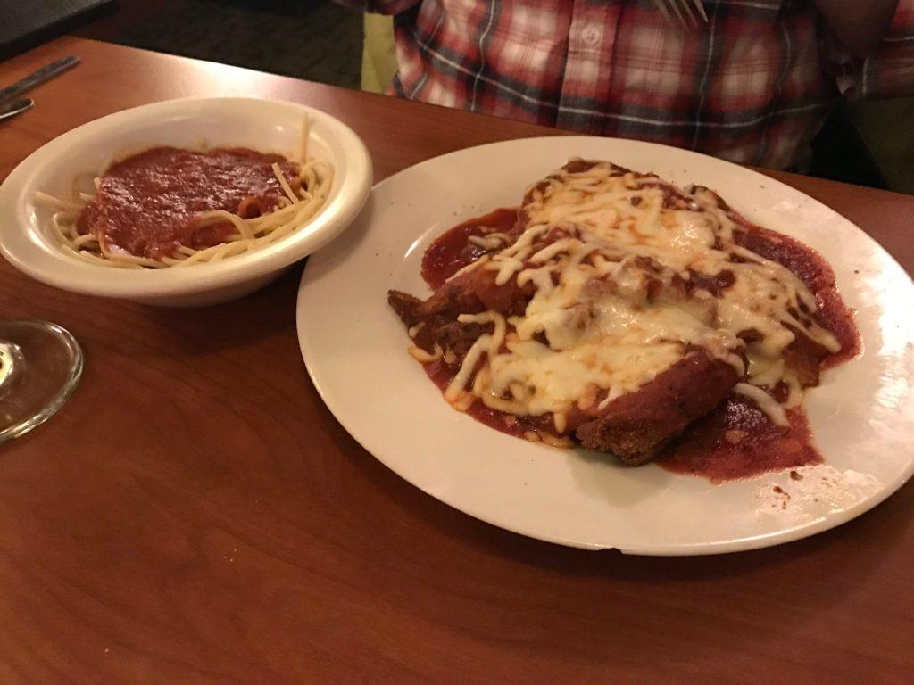 Greg's Favorite at Café Jordano, 11068 W. Jewell Ave., Lakewood. (Ashley Dean/Denverite)