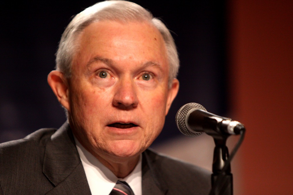 Jeff Sessions. (Gage Skidmore/Flickr/Creative Commons)