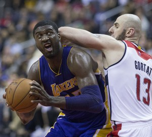 Roy Hibbert is coming to Denver. (Keith Allison/Flickr)
