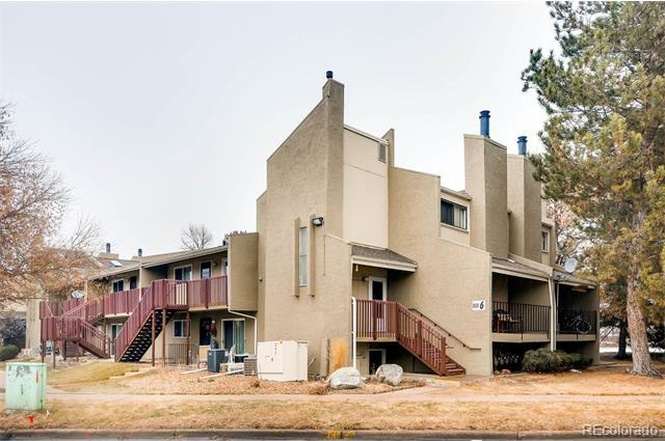 The exterior of 5300 East Cherry Creek South Drive. (Courtesy of Redfin)