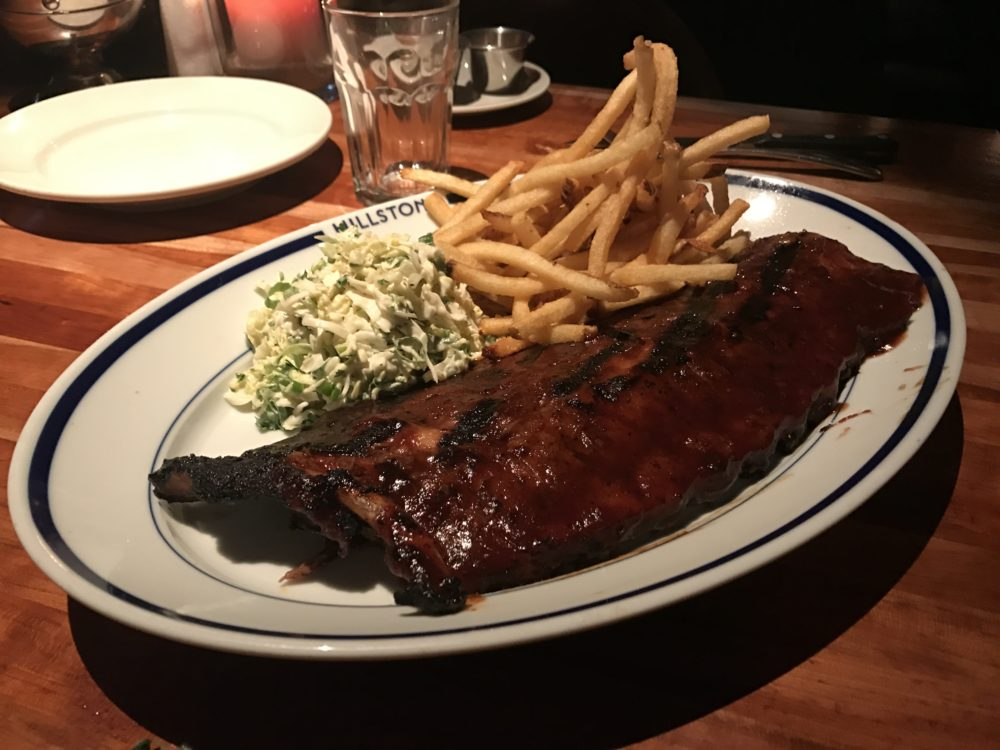 The ribs at Hillstone, 303 Josephine St. (Ashley Dean/Denverite)