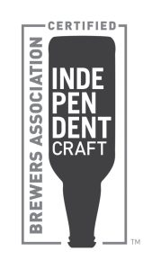 The Brewers Association's label for independently produced beers. (Courtesy of the Brewers Association)