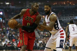 Paul Millsap is reportedly headed to Denver. (Geoff Burke/USA Today Sports)