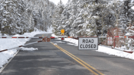 Trail Ridge Road is closed for the 2017 season. (National Park Service)