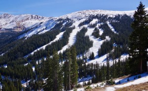 Loveland Ski Area is still a few days away from announcing an opening date. (Courtesy of Loveland Ski Area)
