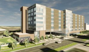 Denver Health Outpatient Facility rendering