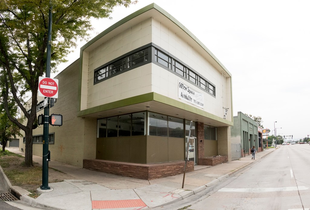 700 West Colfax Avenue, Aug. 1, 2018. (Kevin J. Beaty/Denverite)