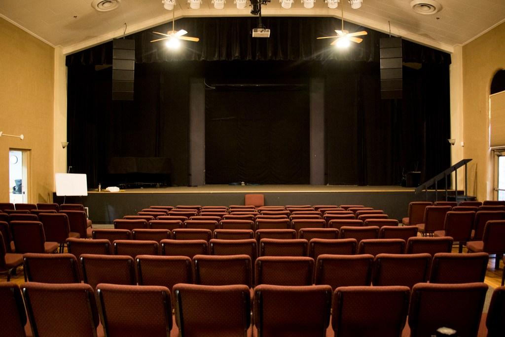 Swallow Hill Music's Daniels Hall, Nov. 7, 2018. (Kevin J. Beaty/Denverite)