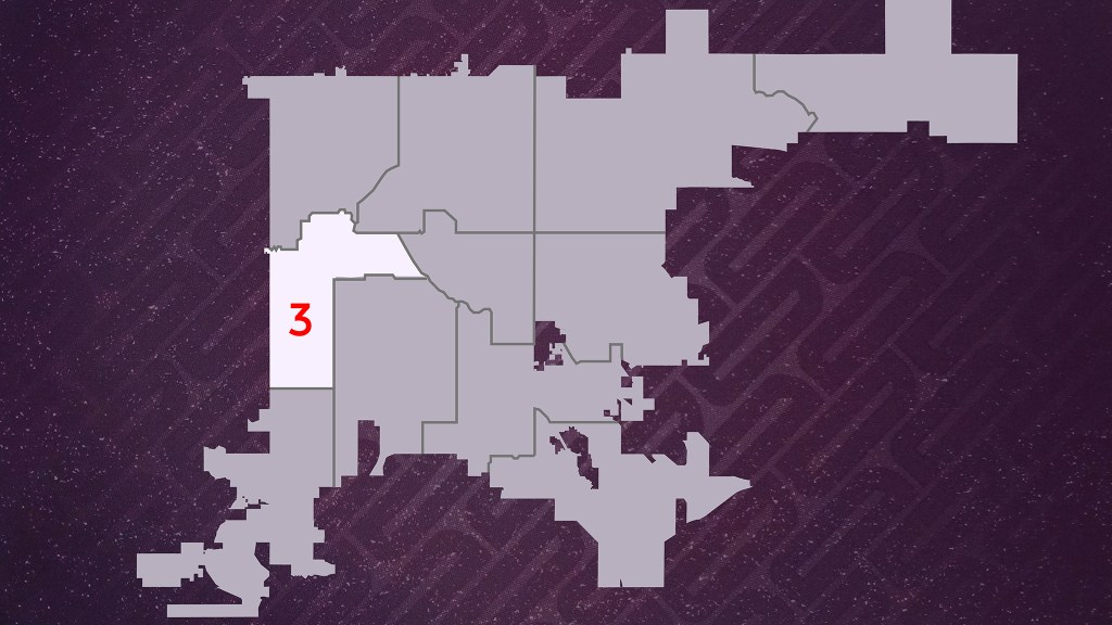 Denver City Council District 3. You can search the district map by address at the city's website.