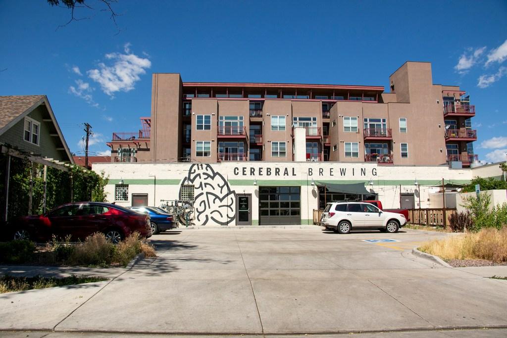 Cerebral Brewing, Congress Park, July 9, 2019. (Kevin J. Beaty/Denverite)