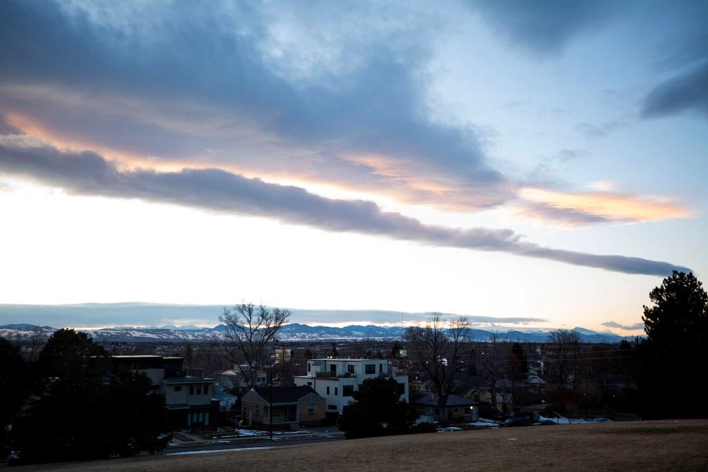 City of Nanking Park in Denver's Rosedale neighborhood, Feb. 27, 2020. (Kevin J. Beaty/Denverite)