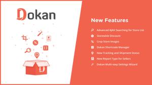 Dokan — плагин для создания маркетплейс на WordPress
