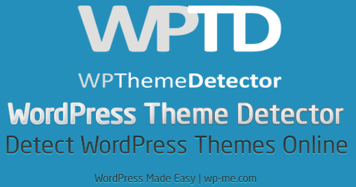 WordPress Theme Detector: Detect WordPress Themes Online