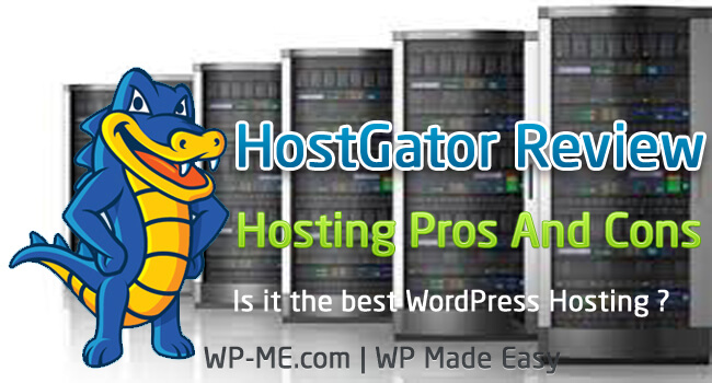 HostGator Review - Hosting Pros and Cons