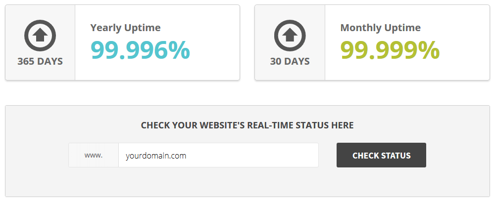 SiteGround Hosting Uptime- SiteGround Review