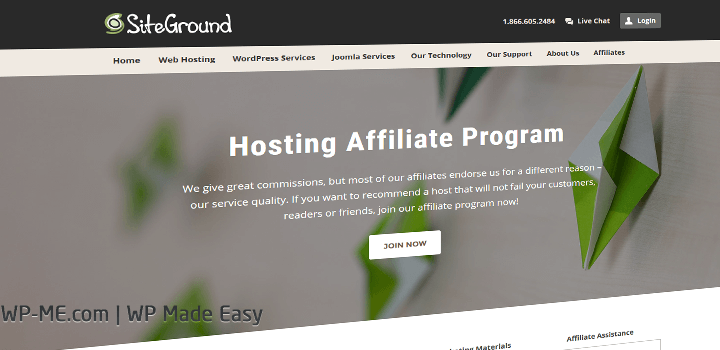 SiteGround Hosting Affiliate Program Review | Earn $3,750 Monthly