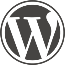 WordPress Logo - WordPress vs. Blogger