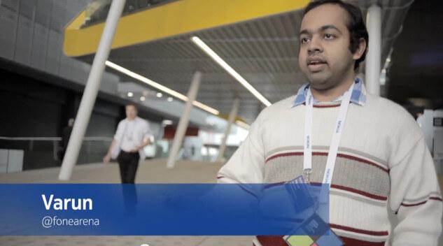 Varun Krishnan founder of Fone Arena